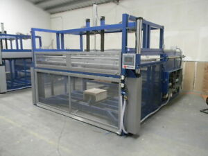 Belovac Fully Automated Vacuum Forming Machine 53 X 103