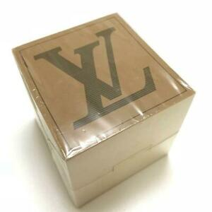 Louis Vuitton Block Memo Cube Brown Note Pad Stationery 3 5 X 3 5 Vip Novelty