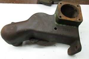 Used John Deere A Tractor Vortex Air Cleaner Manifold Adapter Bracket A526r