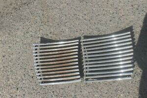 1939 Desoto Grille Grill Pair