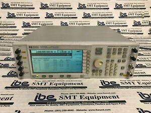 Agilent Hp Keysight E4432b Esg d Series Signal Generator W options
