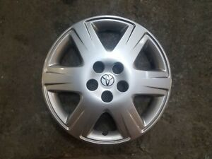 1 New 2003 2004 2005 2006 2007 2008 Corolla 15 Hubcap Wheel Cover 61133