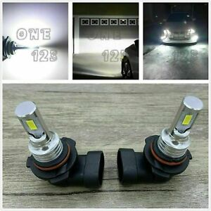 9006 Hb4 Led Headlight Bulb 40w 7000lm Kit Low Beam 6000k White Plug And Play