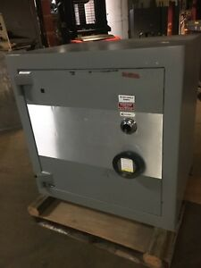 Mosler Tl 30 High Security 2 Hr Fire Safe Tool Resistant W shelves Very Clean Hd