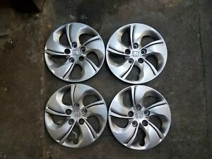 Brand New Set 2013 13 2014 14 2015 15 Civic 15 Hubcaps Wheel Covers 55092