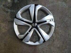 1 Brand New 2016 16 2017 17 2018 18 Civic 16 Hubcap Wheel Cover 55099