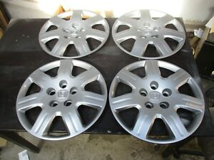 1 New Set 2006 2007 2008 2009 2010 2011 Civic 16 Hubcaps Wheel Covers 55069