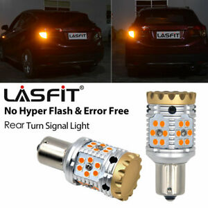 1156 Led Turn Signal Light Rear For Hyundai Elantra 2001 2019 Extremely Bright