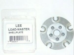 Lee Load Master Shell Plate #21L New in Package #90984 $22.99