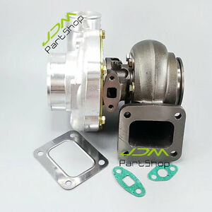 T4 T76 A R 80 96 Turbo Charger Oil Cold 3 0 V Band T4 Flange 1000hp Universal