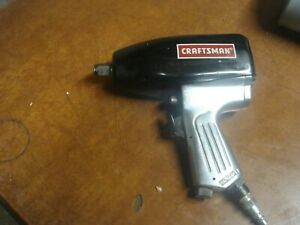 Craftsman 1 2 Drive Air Impact Wrench Tool Model 875 199870 Works Great Ar