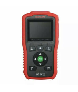 Honda Acura Professional Diagnostic Scanner Tool Code Reader Abs Srs Airbag