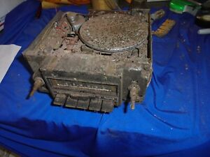 1973 Oldsmobile Hurst Olds 8 Track Player For Repair Parts