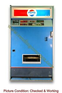 Vendo 276 Drink Vending Machine