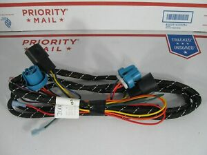 Western Fisher Plow 26009 Relay Type Headlamp Harness For 99 02 Dodge Hb 1 9004