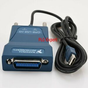 Used Gpib usb hs Ni national Instrumens Interface Adapter Controller Ieee 488