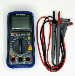 Napa Pro Diagnostics Trueblue Automotive Digital Multimeter 700 2602
