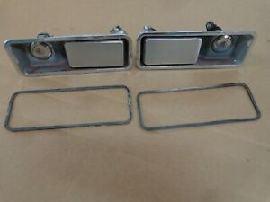 1968 69 70 71 72 73 1974 Amc Javelin Amc Amx Outside Door Handles Left And Right