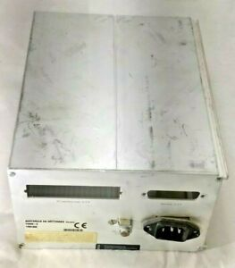 Silver Extruded Aluminum Electronic Enclosure Project Box 8 75x6 5x4 12
