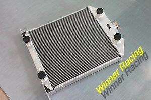 Radiator For Ford Car With Flathead V8 Engine M t 1942 1948 1946 1947