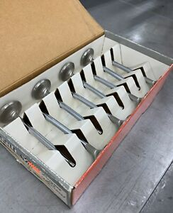 Manley 11595 8 Severe Duty 1 600 Exhaust Valves For Small Block Chevy
