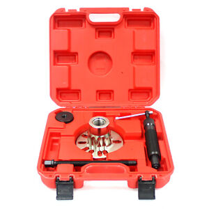 Hydraulic Wheel Hub Drive Shaft Puller 10 Ton Power For 4 And 5 Stud Hubs