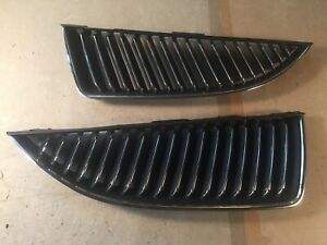2004 04 Oem Mitsubishi Diamante Front Bumper Grill Assembly Upper Exclude Vr X