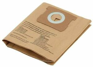 Disposable Filter Bags For Porter cable And Stanley 4 Gallon Wet Dry 3 Pack