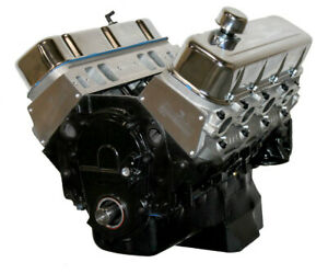 Blueprint Engines Crate Engine Bbc 496 575hp Base Model Bp4962ct