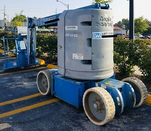 2005 Genie Industries Z30 20n Boom Lift Annually Maintained 1 050 Hours