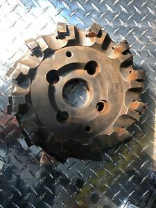 Ingersol 10 Shell face Mill 65 70126 27610xs22