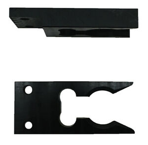 Iso20 Tool Holder Fork Linear Rack Mount