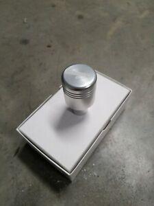 Mpc Shift Knob Honda Fest Civic Crx Del Sol Acura Integra Rsx 10x1 5 Silver New