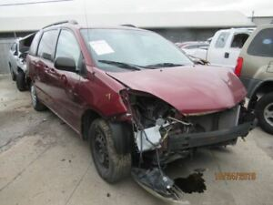 Trunk hatch tailgate Without Spoiler Fits 04 10 Sienna 2225346