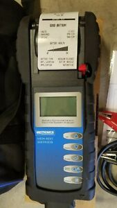 Mdx 650p Soh Battery Tester Analyzer