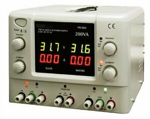 Power Supply 200va Triple Output Power Supply