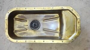 Ford Tractor 600 601 801 861 800 Gas Engine Oil Pan Drain Plug