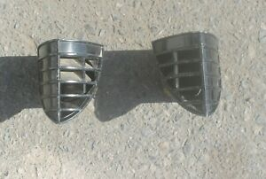 1957 Buick Nos 1175611 Dash Ducts 50 70 Series Pair Of