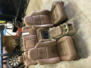 2003 2007 Ford F350 King Ranch Seats Out Of A Crew Cab As72901