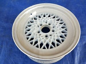 Bbs Mahle Ra120 16x7et23 5x112mm Mesh Wheel Rim Old Mercedes W107 115 123 126