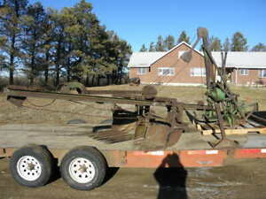 John Deere26manure Loader530backhoe630tractor730a60b70g620d720international M H