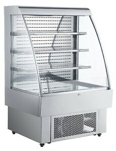 Commercial Refrigeration Air Display Case 40 Grab And Go Merchansider Showcase