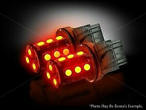 Recon 264220rd 3057 3157 3357 3457 4057 4157 High Power Red 360 Degree Led