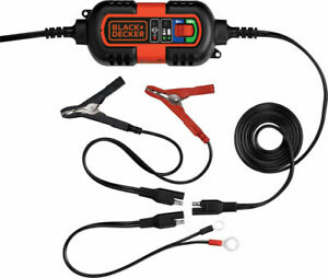 Battery Charger Maintainer Car Rv Truck Motorcycle Trickle Auto 6v 12v Amp Volt