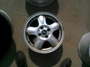 Wheel 15x5 1 2 Alloy 5 Spoke White Fits 08 14 Clubman 610536