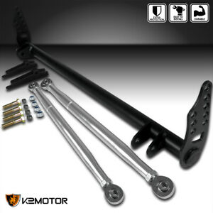 For 92 95 Honda Civic 94 01 Integra S s Front Traction Control Tie Bar Kit