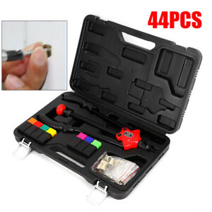 44pcs Rivet Gun Kit Rivnut Setting Tools Nut Setter Tool Hand Blind Riveter Gun