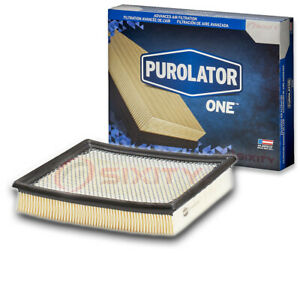 Purolator One Engine Air Filter For 2005 2010 Ford Mustang Intake Flow Lq