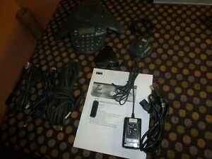 Cisco Cp 7936 Conference Station Ip Phone W Power Adapter Mic
