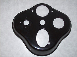 1928 29 Ford Model A Instrument Panel Oval Speedo Commercial